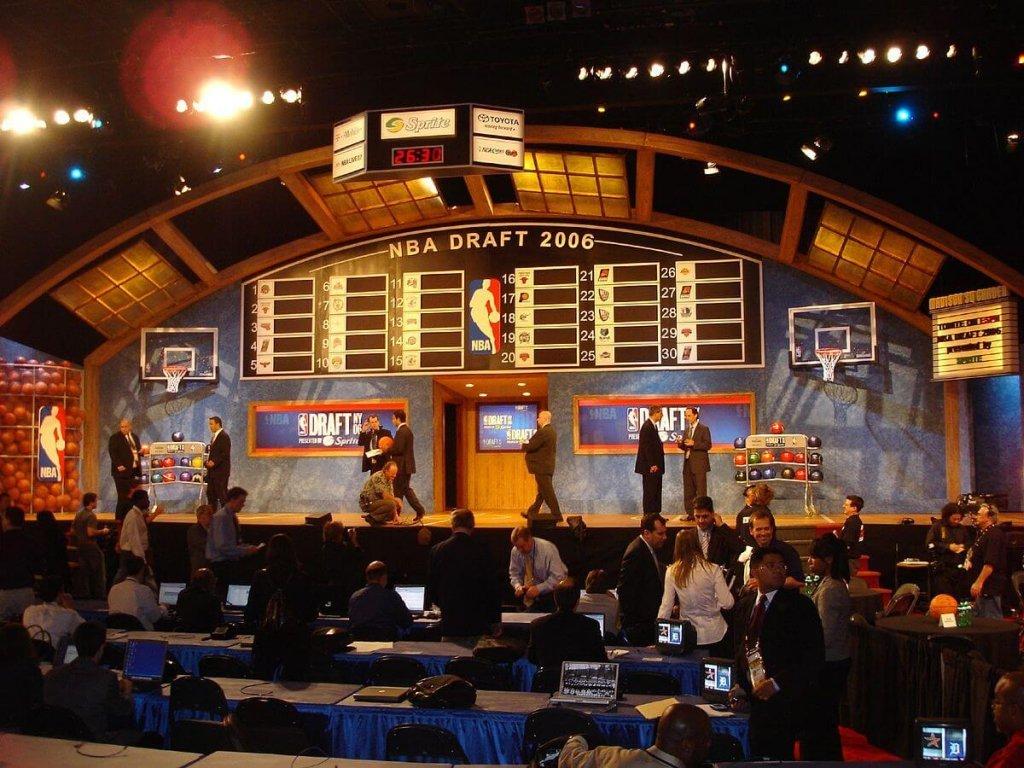 NBA draft.