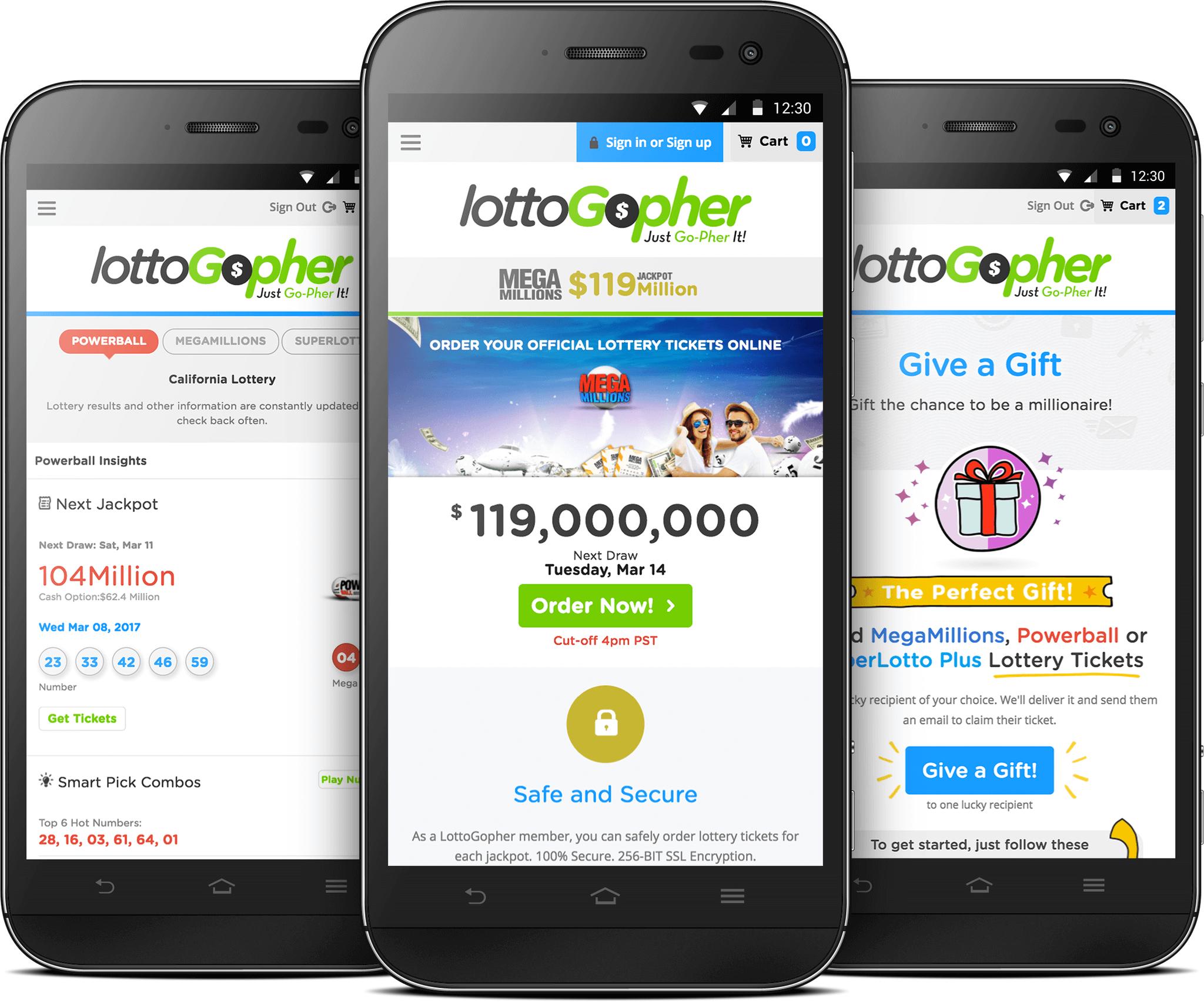 Lottogopher