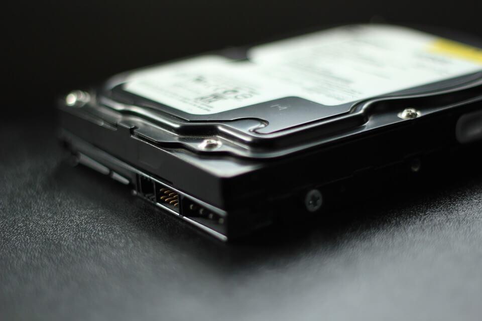 20TB glass hard drive
