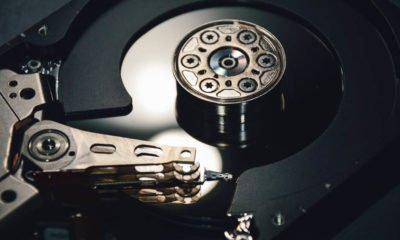 20TB hard drive