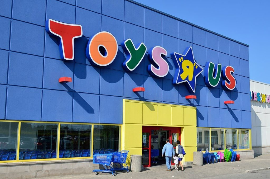 "Toys ""R"" Us bankruptcy"