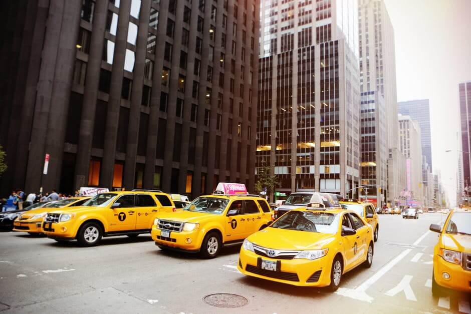 electric cabs
