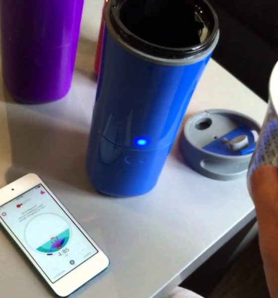 Datum Teams with Groking Lab on Ozmo Smart Bottle