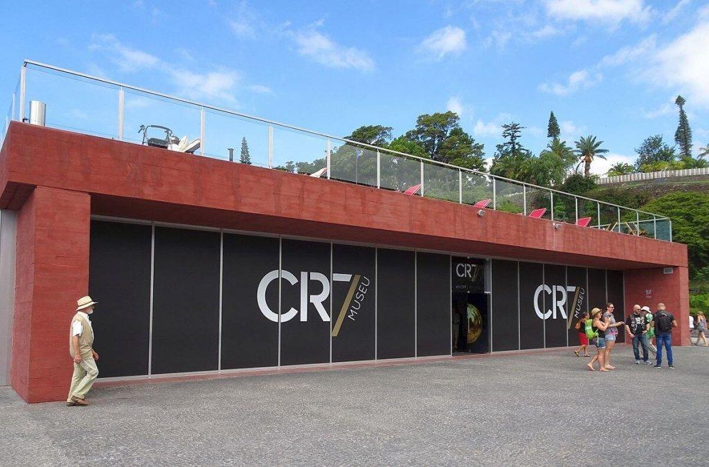 CR7 museum.