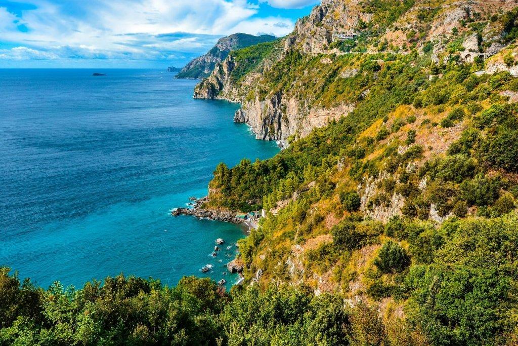 Amalfi Coast luxury hotels