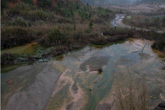 Ganzhou surface water
