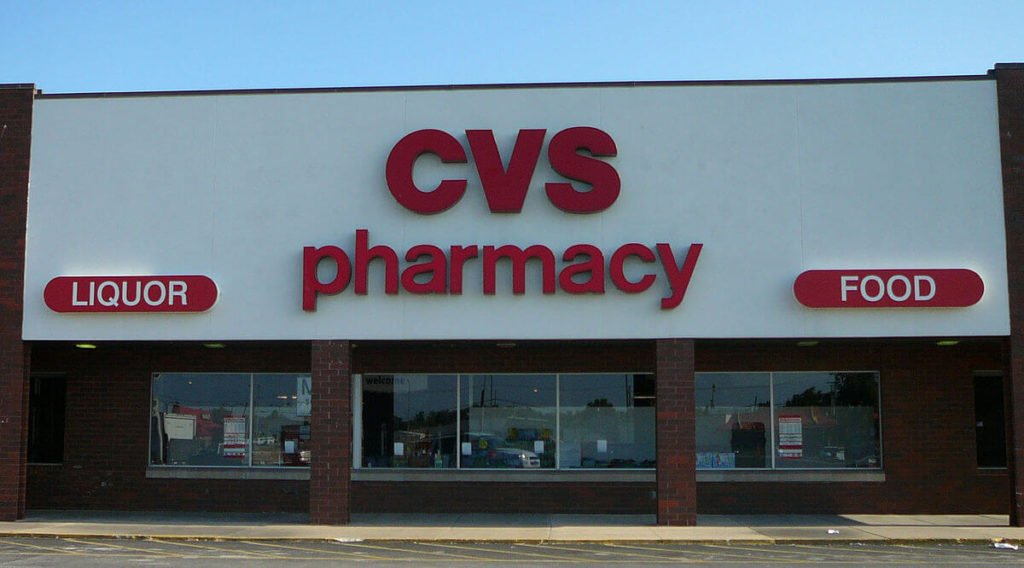 CVS Health Pharmacy.