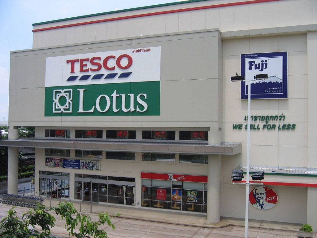 Tesco stock