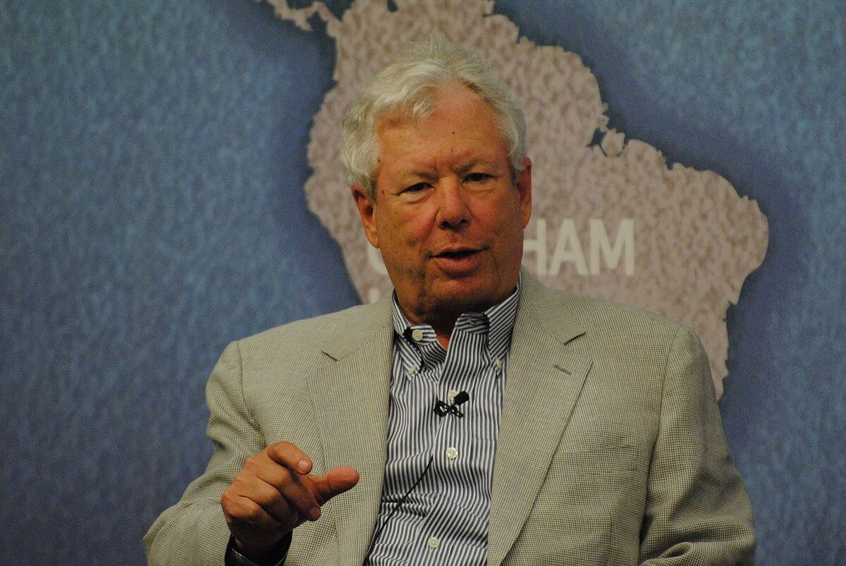 Nobel laureate Richard Thaler takes a jab at Donald Trump's confidence, knowledge