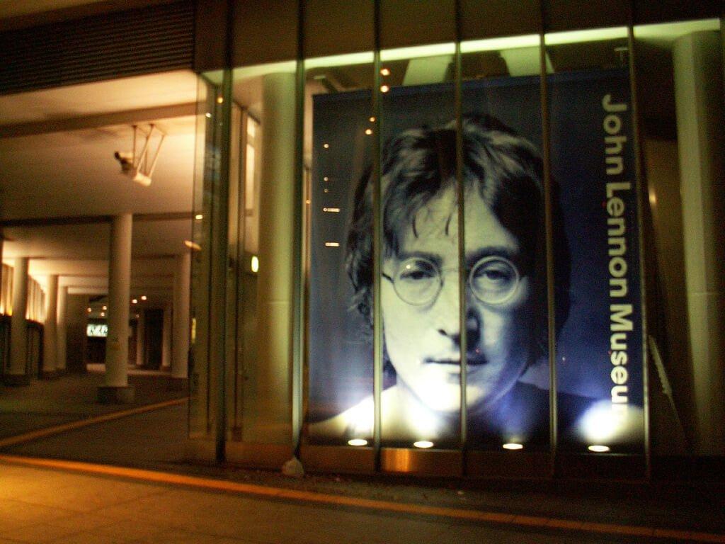 John Lennon museum.