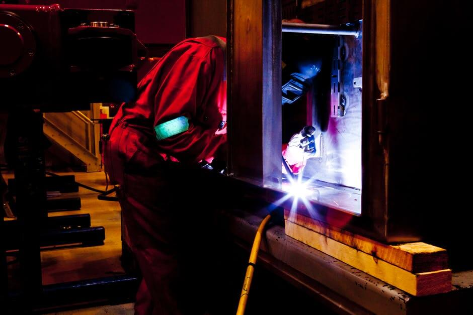 Welder japan manufacturing