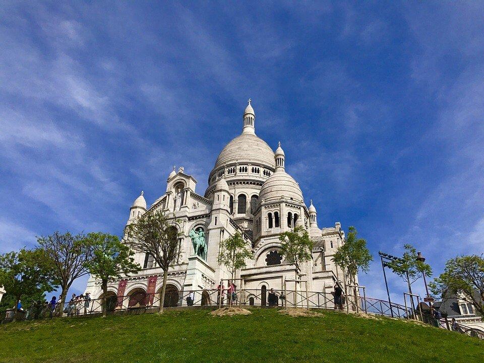 Sacre Coeur Montmarte