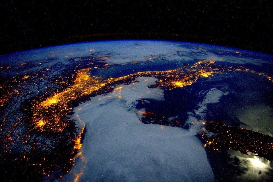 6 out-of-this-world places you can explore with Google Maps on