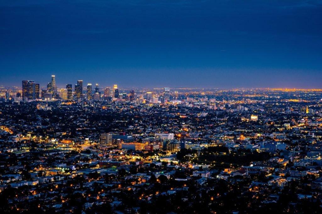 Los Angeles real estate bubble