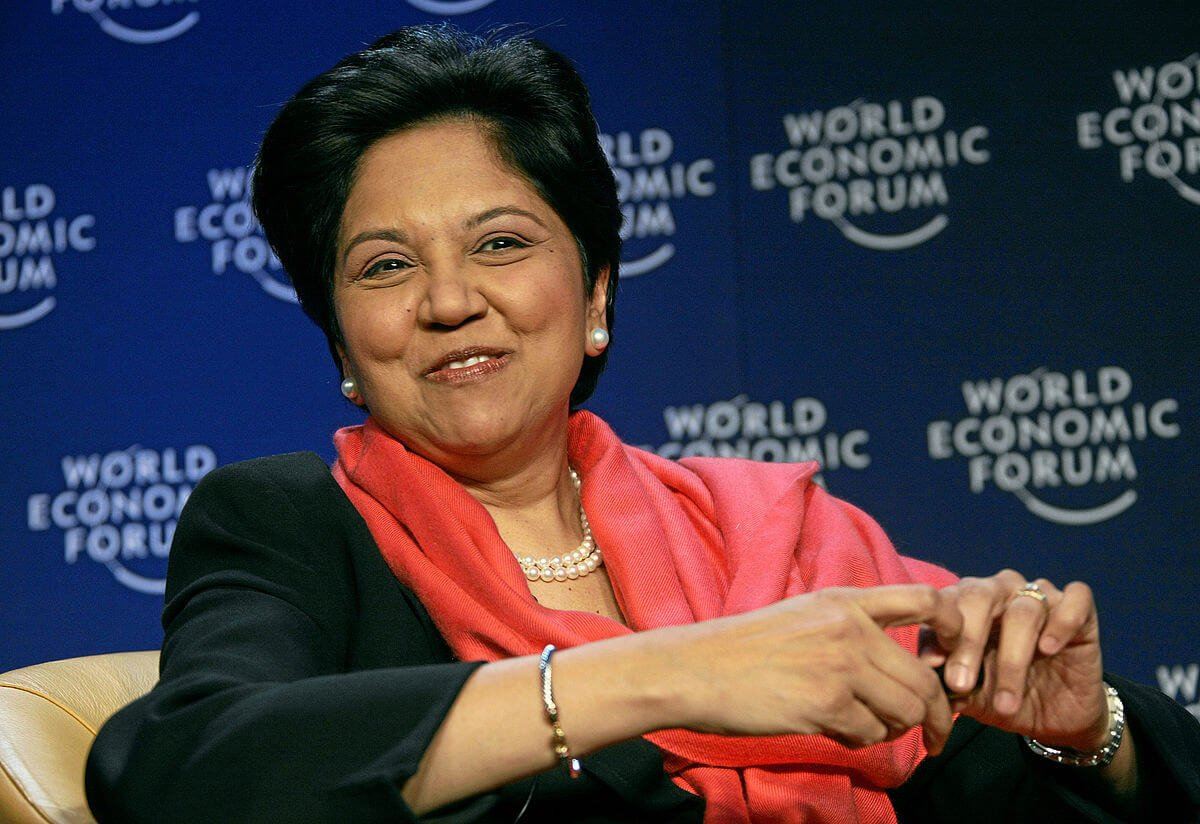 Woman to Watch  PepsiCo CEO Indra Nooyi a2226e489
