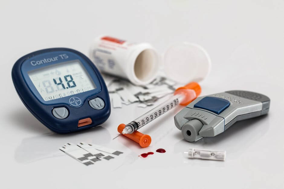 Medicine for diabetes.
