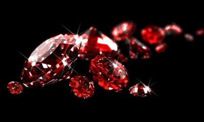 Gemfields rubies
