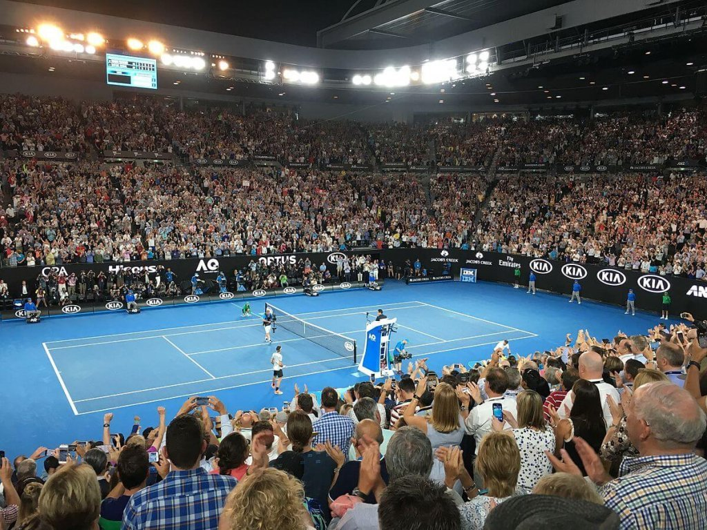 ATP match.
