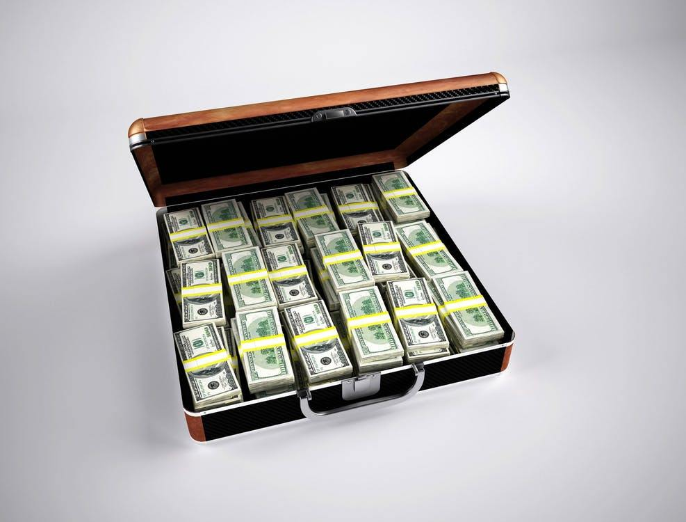 Cash is important in any business and even more so for struggling companies. (Source)