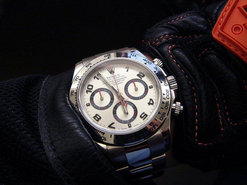 Paul Newmans Rolex Daytona Watch Fetched 178m At Auction
