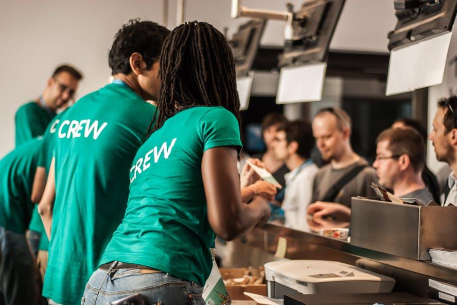 Sales crew consumer megatrends