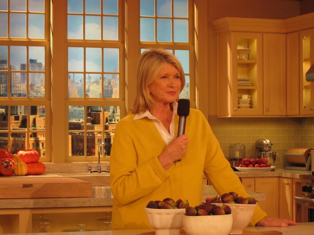 the image and company of martha stewart