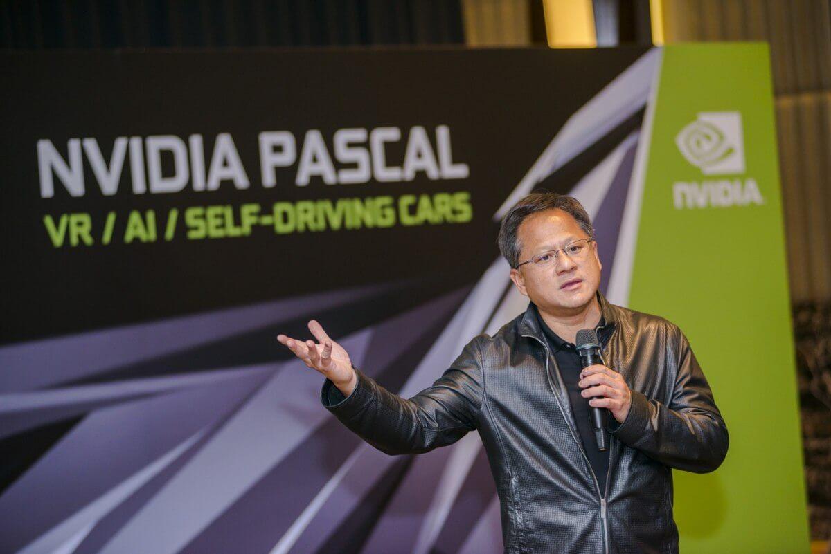 CEO Spotlight: Nvidia's Jensen Huang