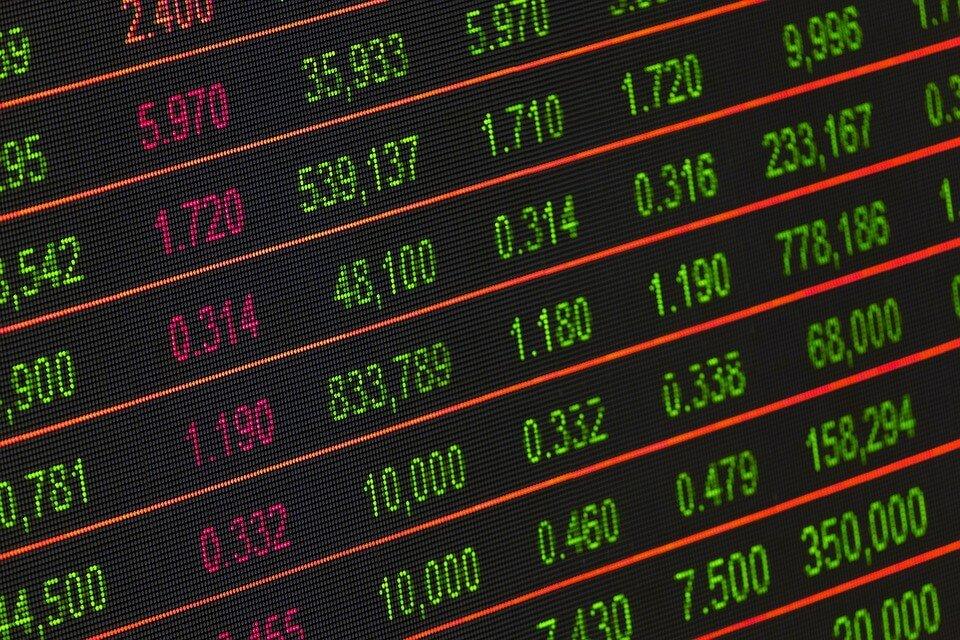 Stock market.