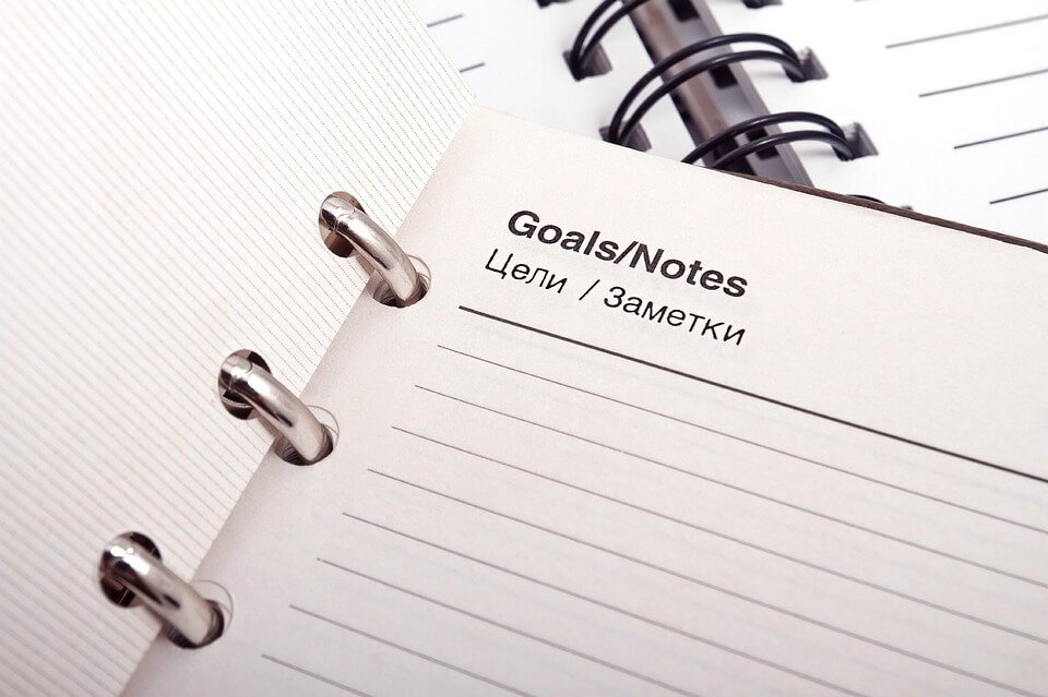 Goal setting and bucket lists