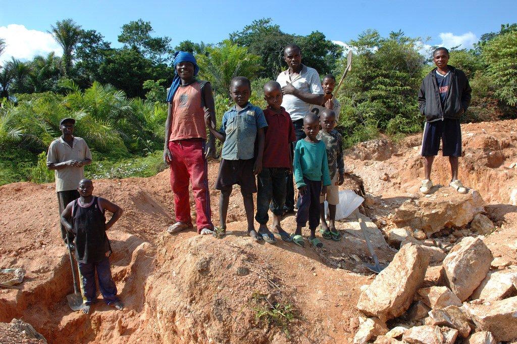 global mining stakeholders