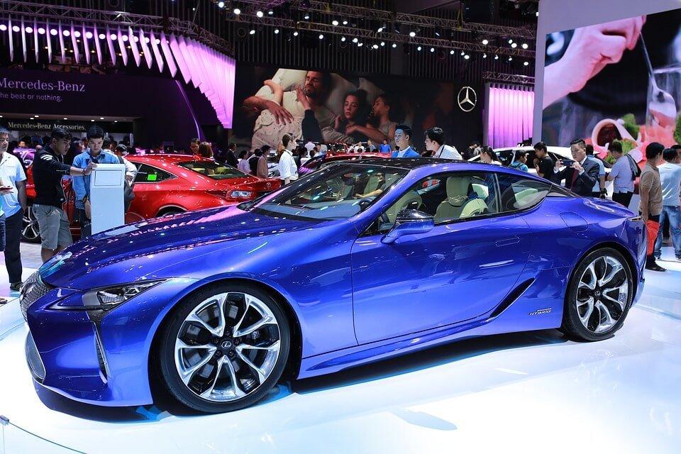 Mercedes Benz 2017 LA Auto Show