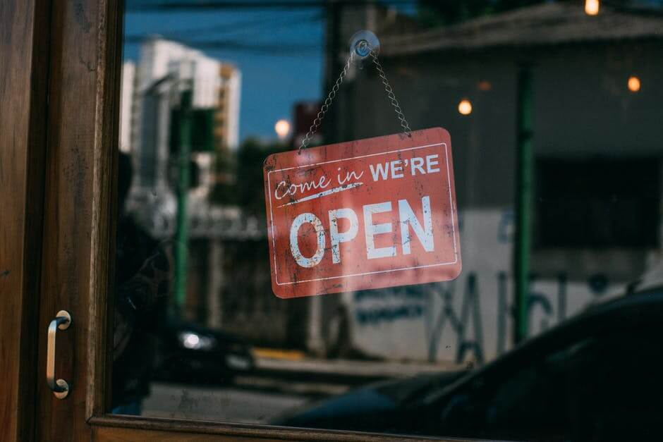 Open stores.