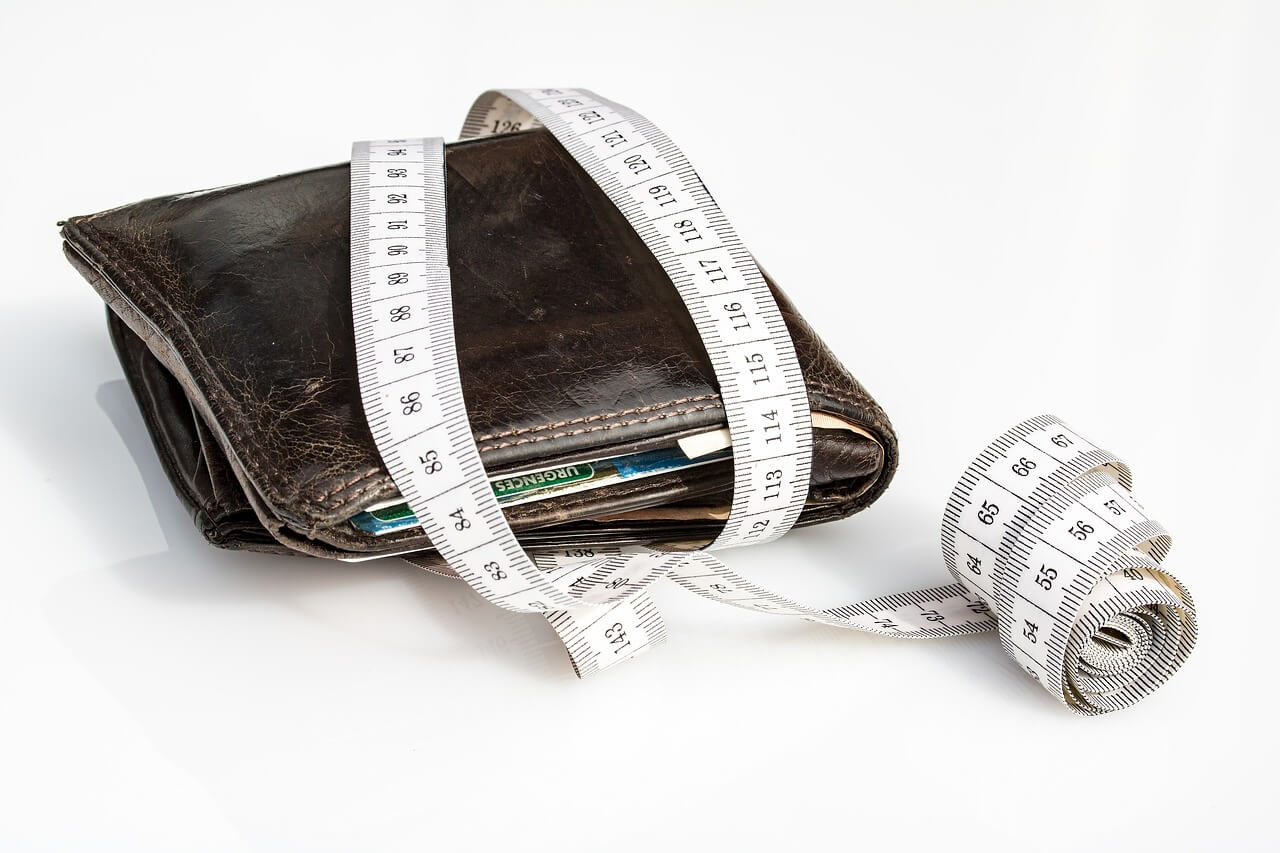 Tightening one's belt by cutting down on college extravagance is one of the best ways to increase your savings.
