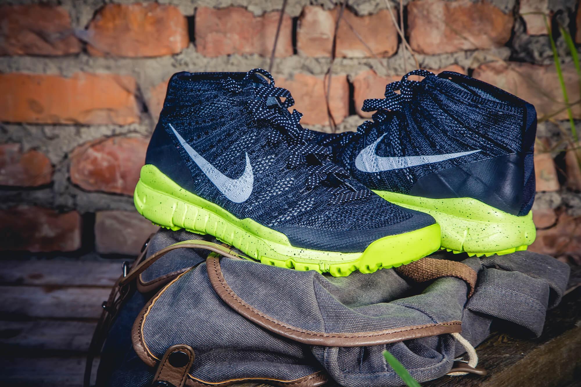 Nike Fly Knit.