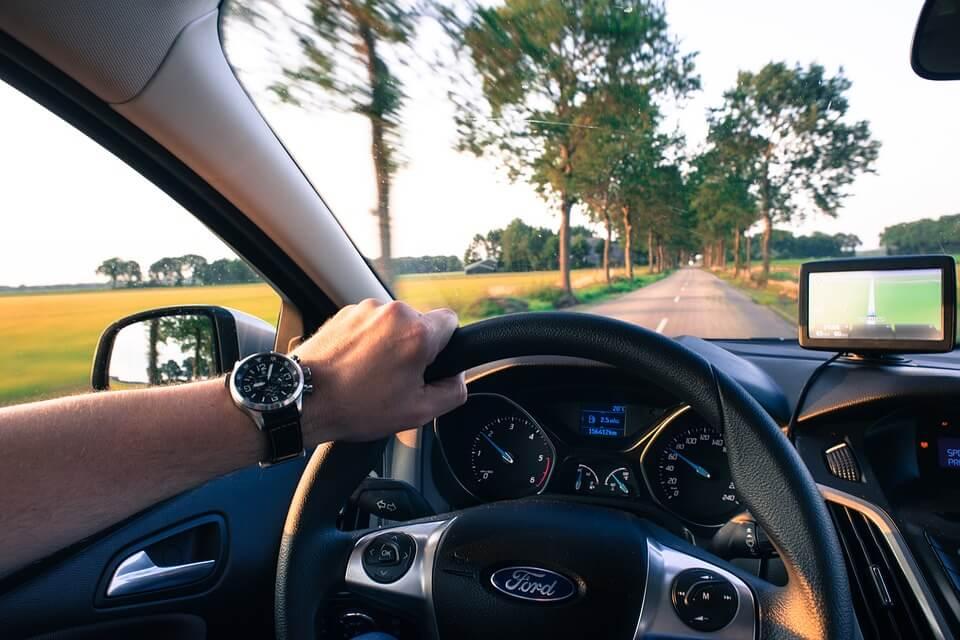 Ford car.