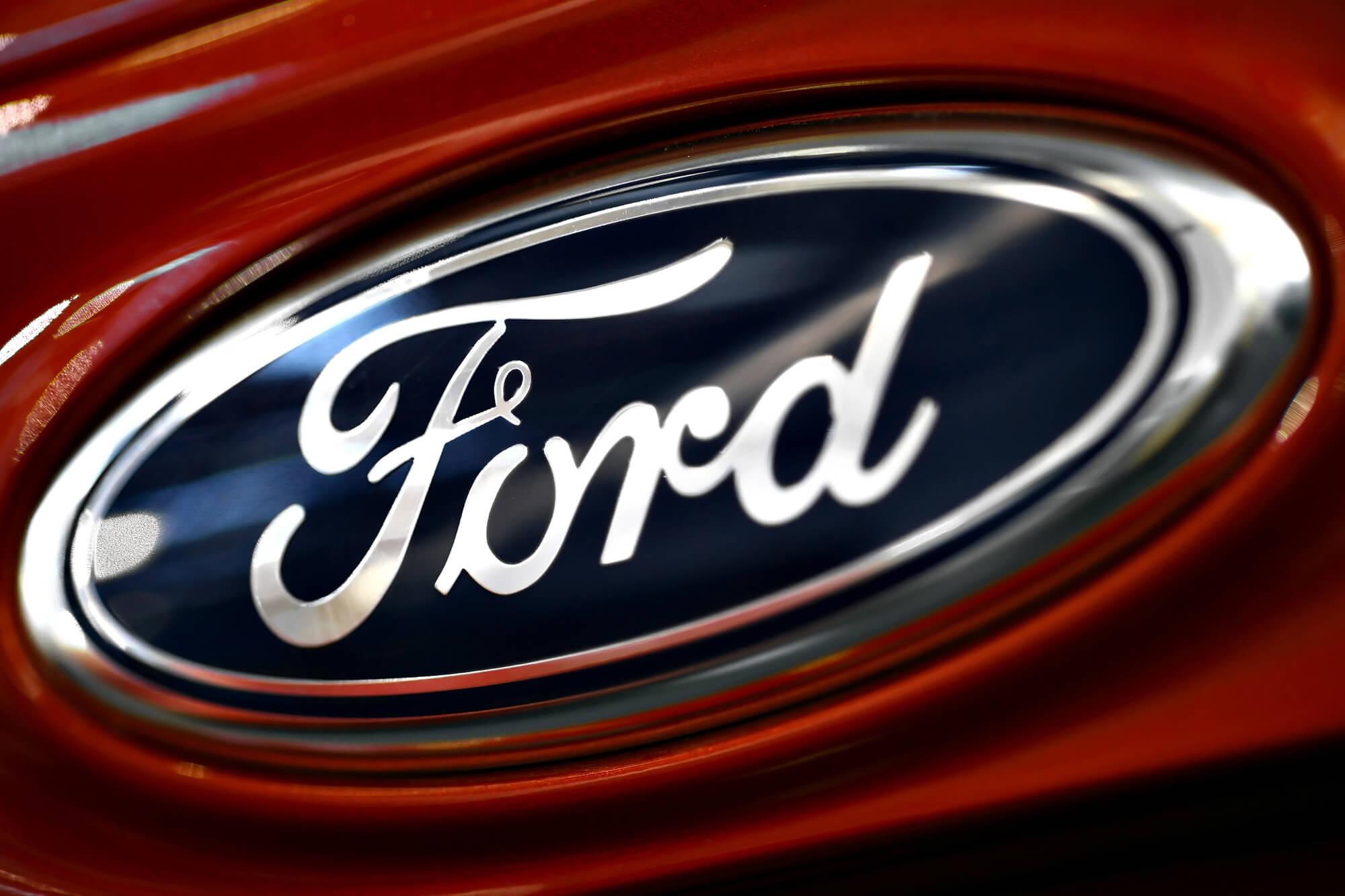 Форд эмблемы автомобиля