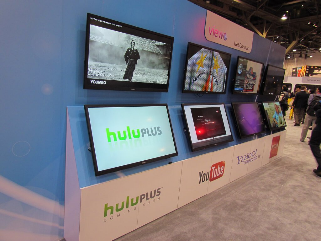CES display 2012.