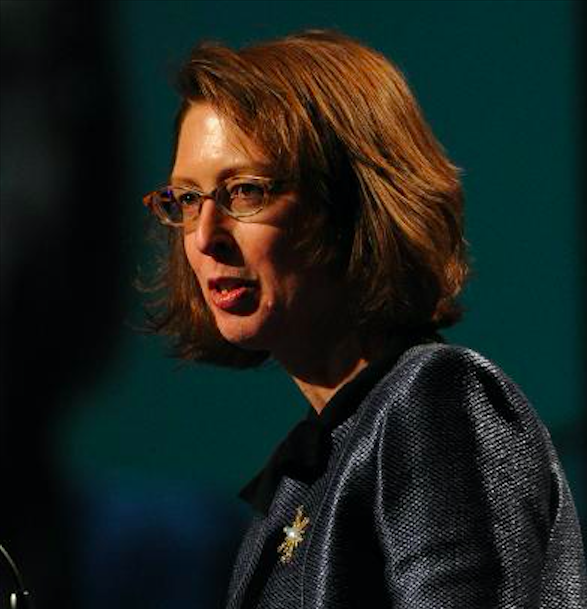 Woman to Watch: Fidelity Investments CEO Abigail Johnson