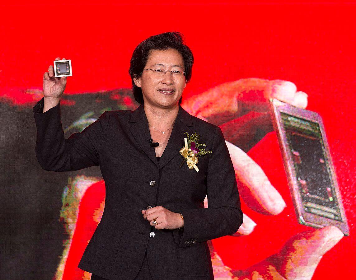 Woman to Watch: AMD CEO Lisa Su