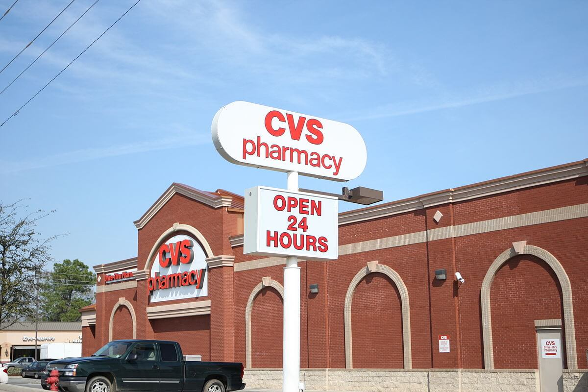 CVS Pharmacy.