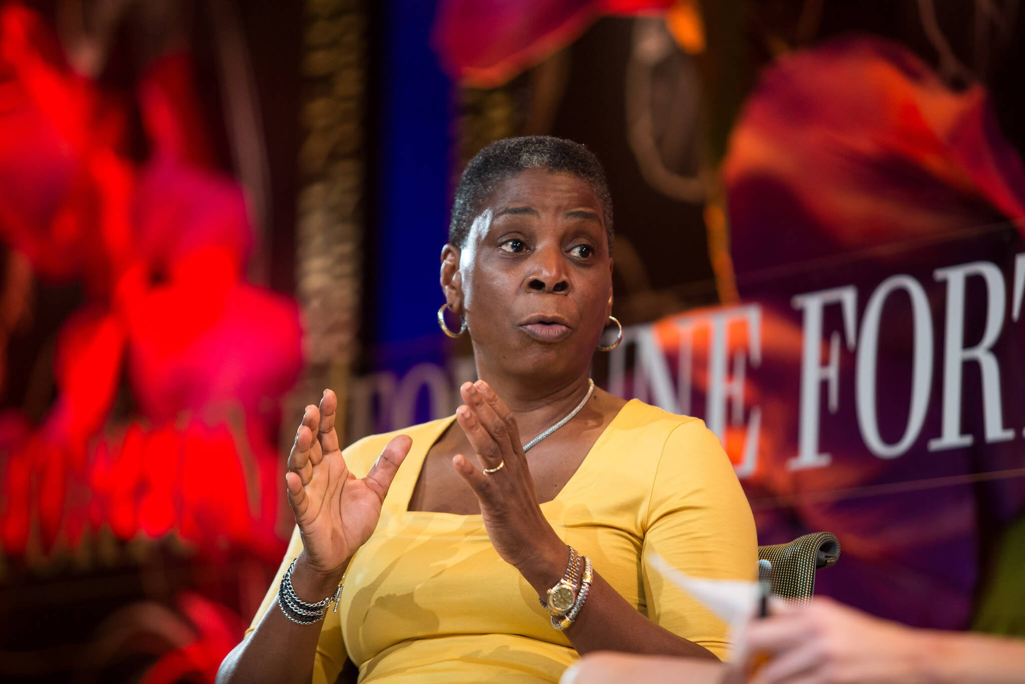 CEO Spotlight: VEON Chairwoman Ursula Burns