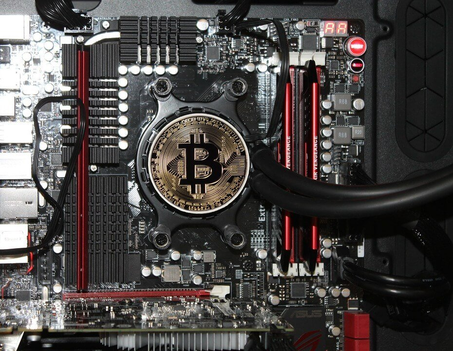 Bitcoin in CPU