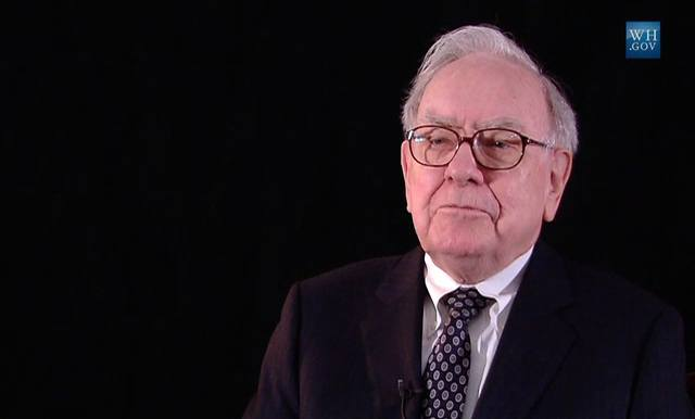 Warren Buffet's strength lies in investing in private companies that outplay other competitors in the market. (Photo by USA White House via Wikimedia Commons.)