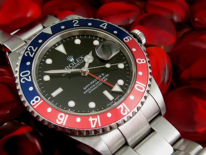 Rolex's GMT-Master II