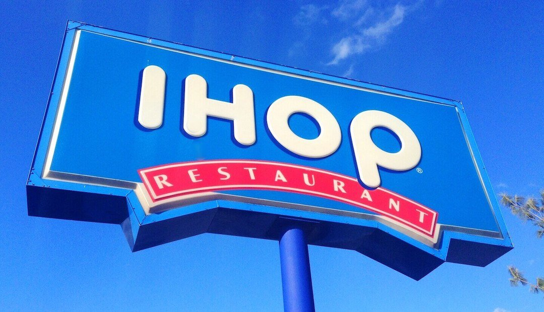 IHOP May Be Changing Its Name TO IHOB