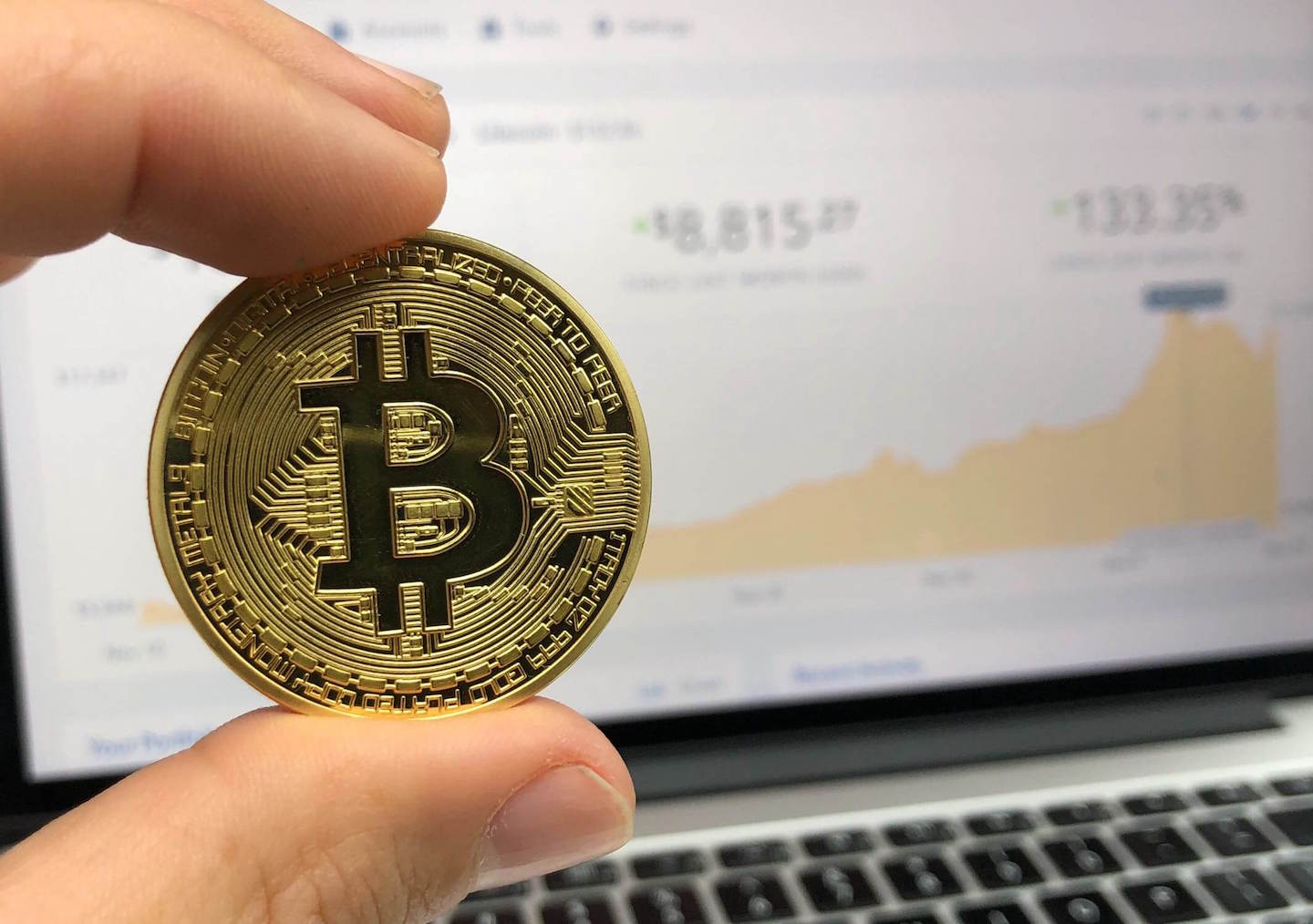 Bitcoin remains as the most popular coin used in the cryptocurrency exchange market.