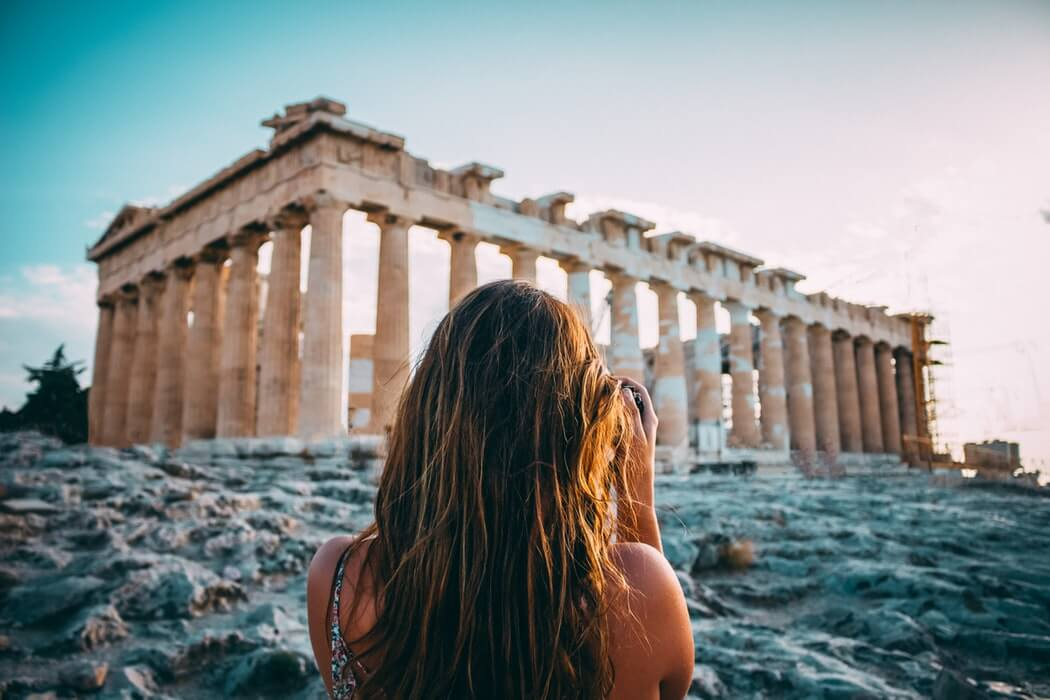 The number of tourists visiting Athens has grown from 2.5 million in 2012 to 4.8 million in 2017. (Source)