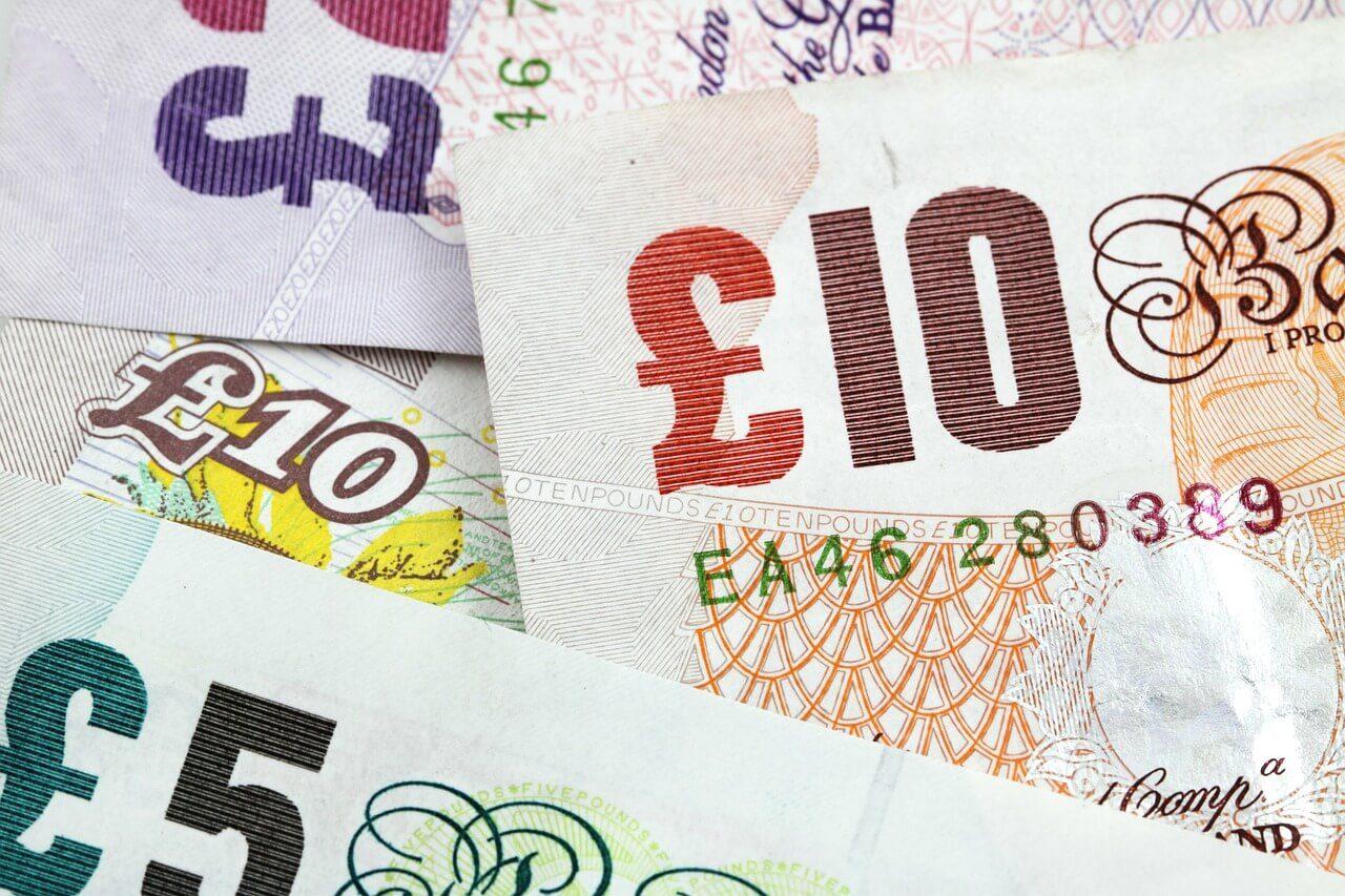 British Pound Monzo