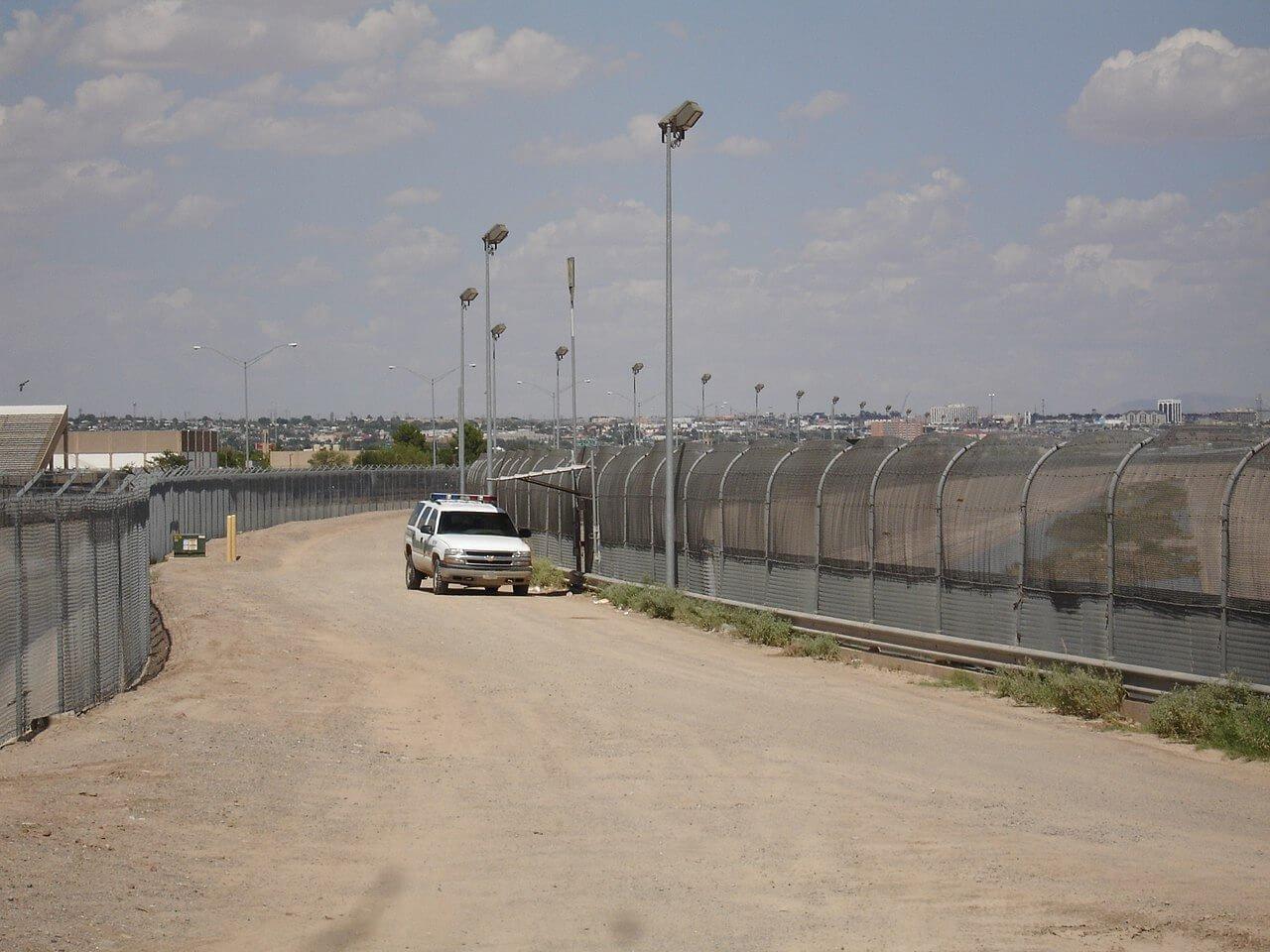 U.S-Mexico border