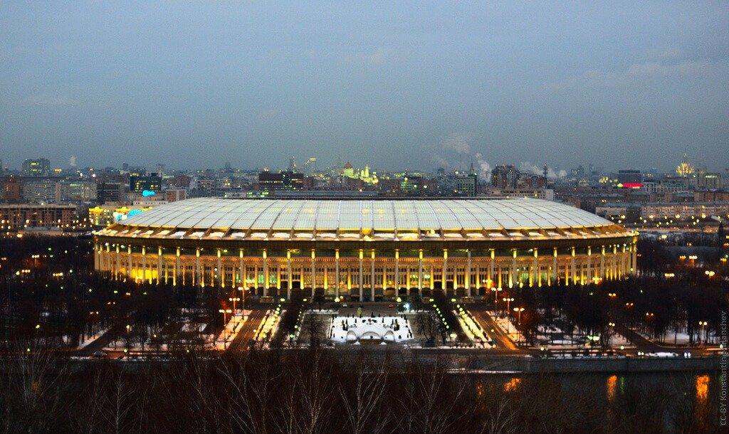 Luzhniki Stadium 2018 FIFA World Cup